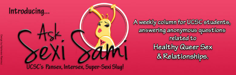 Introducing Ask Sexi Sami Banner