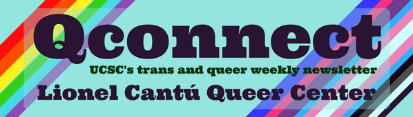 Qconnect banner to the E-weekly newsletter