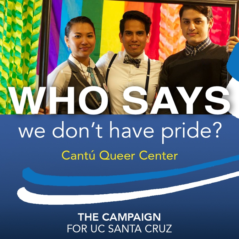 Who says we don't have pride? The Cantu Queer Center